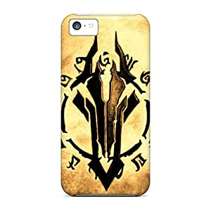First-class Case Cover For Iphone 5c Dual Protection Cover Darksiders