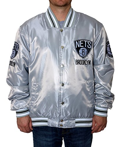 Dri Fit Uv Crop Pant (Brooklyn Nets Satin Jacket Silver)