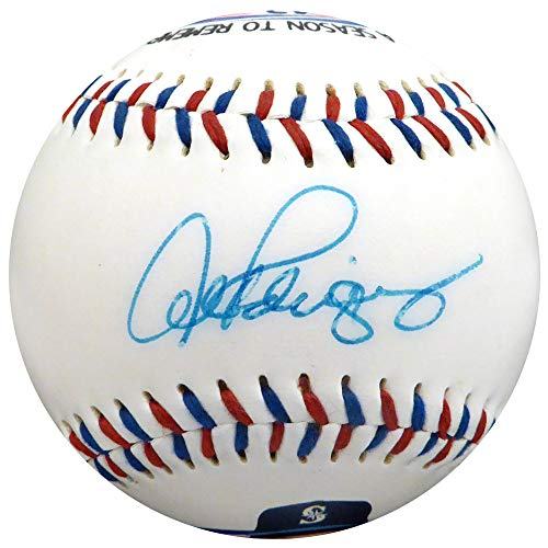 Alex Rodriguez Autographed Signed Memorabilia Fotoball Baseball Seattle Mariners 40/40 - Beckett Authentic