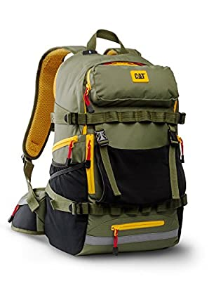 Cat Caterpillar Performance Hydration Backpack