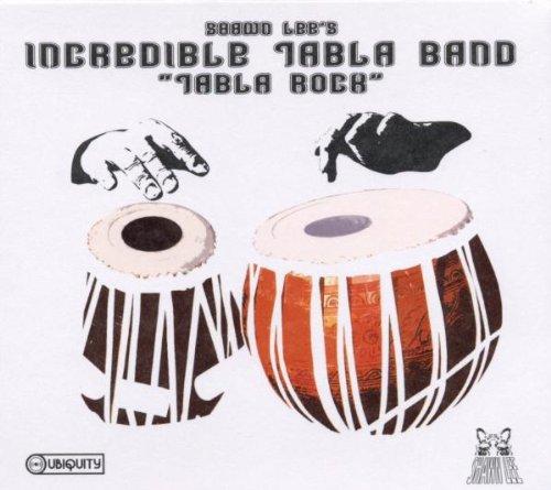 NEW Shawn Lee Tabla Rock