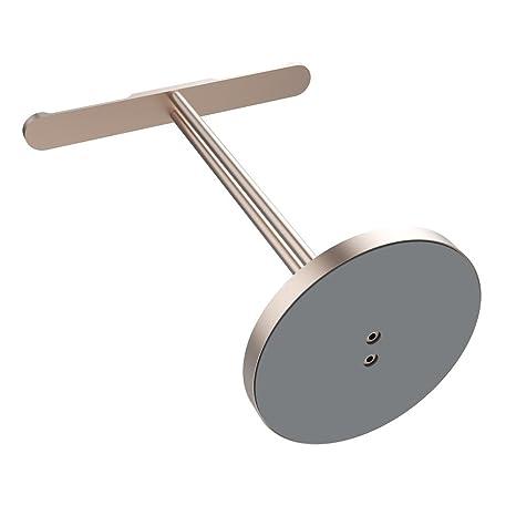 Jokitech unico Twin universale alluminio cuffie stand. Modern Fashion cuffia  mount. scrivania display mount. staffa per tutte le dimensioni del gioco. c4d980ad5682