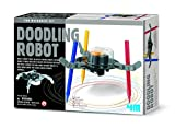 Doodling Robot - Boys Girls Children Kids - Create Your Own Mechanical Kit - Popular Birthday Gift Present Fun Games & Toys Idea Age 8+