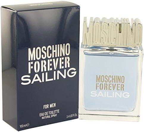 Moschino Forever Sailing Colonia de Moschino 3,4 oz Eau de Toilette Spray para Hombre: Amazon.es: Electrónica