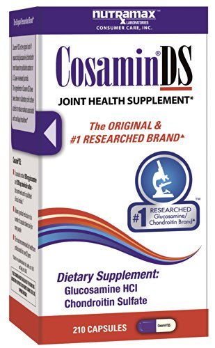 Nutramax Labs Nutramax Labs Cosamin Ds Joint Health Supplement, 108 caps (Pack of 3) by Nutramax