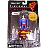 Superman vs. Doomsday: Superman Action Figure by DC Comics