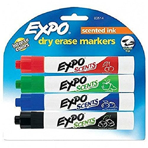 SAN83514 Expo Scents Erase Markers