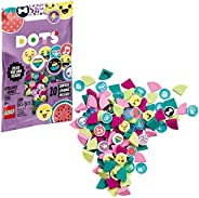 LEGO DOTS Extra DOTS - Series 1 41908 DIY Craft, A Fun add-on Tile Set for Kids who Like Arts-and-Crafts Play