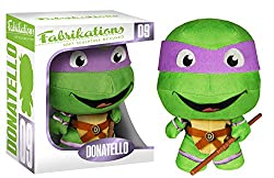 Funko Fabrikations: Teenage Mutant Ninja Turtles Donatello Action Figure