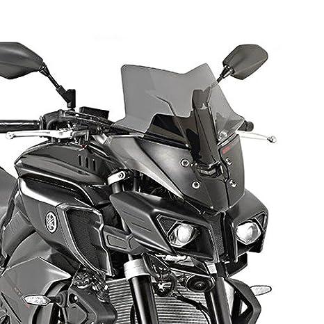 Windschild Kymco AK 550 i 2017 Givi getönt Scheibe