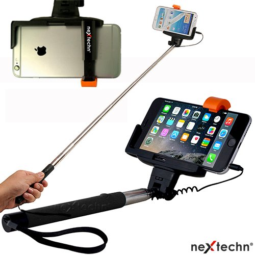 Nextechn Extendable Handheld Monopod Shutter product image