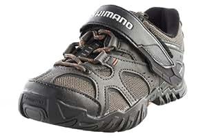 Shimano Wm43MTB zapatos de la mujer -, marrón, 6 Reino Unido