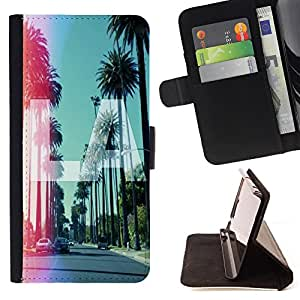 Dragon Case - FOR Samsung Galaxy Note 4 IV - A clean environment - Caja de la carpeta del caso en folio de cuero del tir¨®n de la cubierta protectora Shell