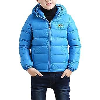 Amazon.com: Kids Boys Girls Winter Snowsuit Outerwear