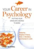 Your Career in Psychology 1st Edition