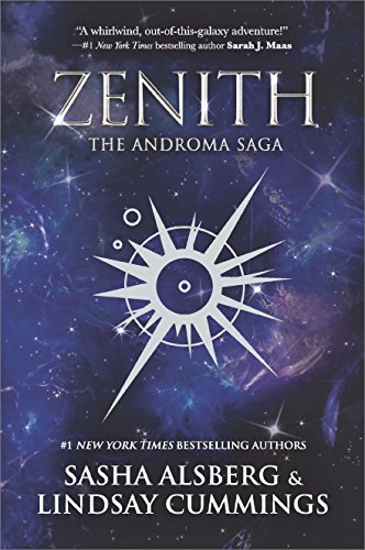 Zenith (The Androma Saga) cover