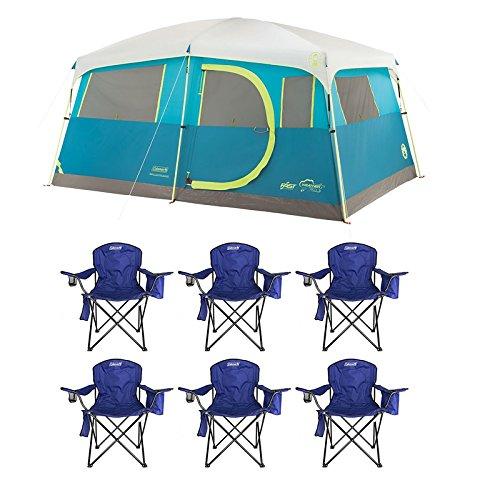 Coleman Tenaya Instant WeatherTec Camping