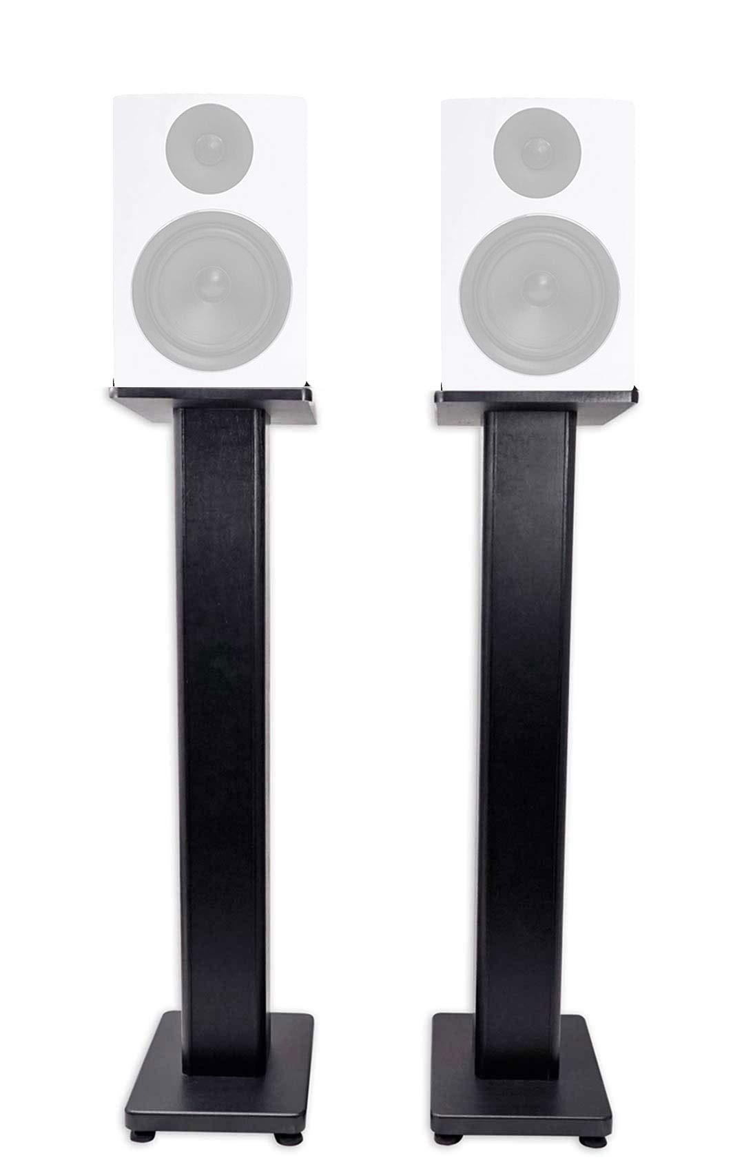 (2) Rockville 36'' Studio Monitor Speaker Stands for Rockville APM6W