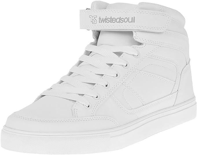 Hi Top Trainers Casual Shoes 8 Uk Men