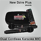 Persang Karaoke New Dzire Plus PK-8163 Karaoke, Black