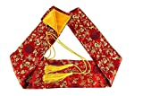 CNLQ Silk Sword Bag for Japanese Katana, Wakizashi
