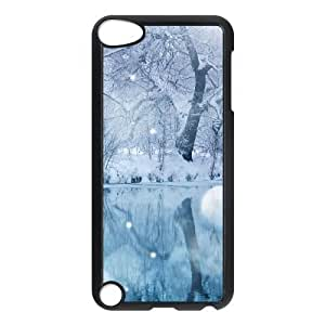 Ice And Snow Brand New For HTC One M7 Case Cover diy ygtg-296346