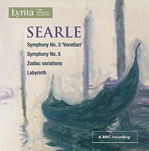 Searle: Symphony No. 3