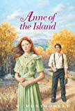 Front cover for the book Anne of the Island by L. M. Montgomery