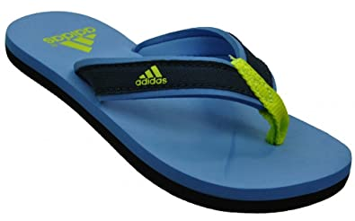 90e7241193d Adidas Beach Thong Junior Kids Boys Flip Flops Navy, Sizes:EU/28 ...