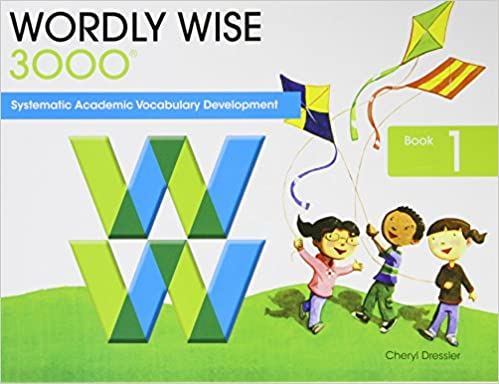 Sequential Vocabulary Development Wordly Wise 3000 Book 1 Systematic