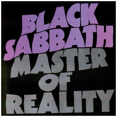 Image result for black sabbath master of reality