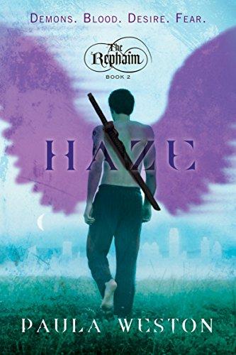 Haze Green - Haze: The Rephaim, Book 2