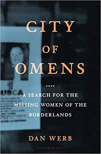 cover image, City of Omens: A Search for the Missing Women of the Borderlands