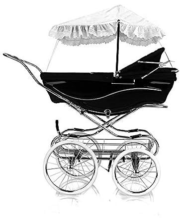 Silver Cross Kensington Pram Sun Canopy  sc 1 st  Amazon.com & Amazon.com: Silver Cross Kensington Pram Sun Canopy: Baby