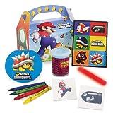 Super Mario Bros. Party Favor Box Party Supplies