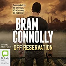Off Reservation Audiobook by Bram Connolly Narrated by Nick Farnell