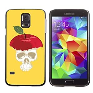 Designer Depo Hard Protection Case for Samsung Galaxy S5 / Apple Skull