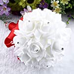1-PC-Crystal-Roses-Pearl-Bridesmaid-Wedding-Bouquet-Bridal-Artificial-Silk-Flowers-Decor-Red