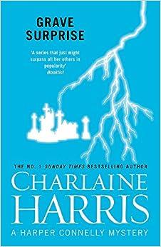 Book Grave Surprise. Charlaine Harris