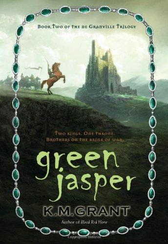 Green Jasper (The deGranville Trilogy) ebook