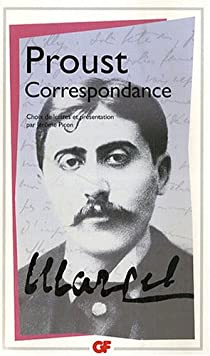 Correspondance : Choix de lettres par Proust