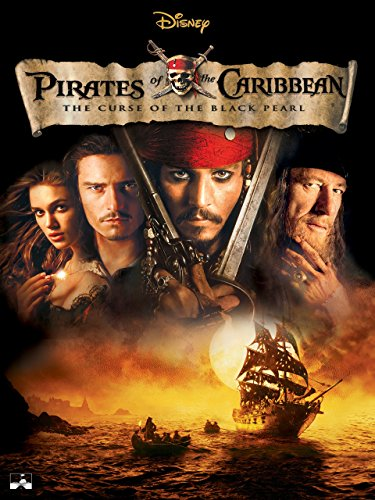 Pirates Of The Caribbean Black Pearl - Pirates of the Caribbean: Curse of the Black Pearl