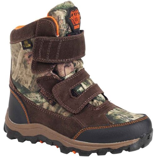Rocky Waterproof Insulated Velcro Boots
