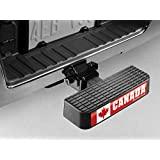 WeatherTech BumpStep® - Hitch Mounted Step and Bumper Protection - Canada Flag