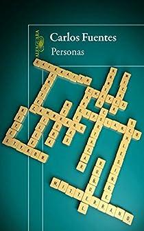 Personas par Carlos Fuentes