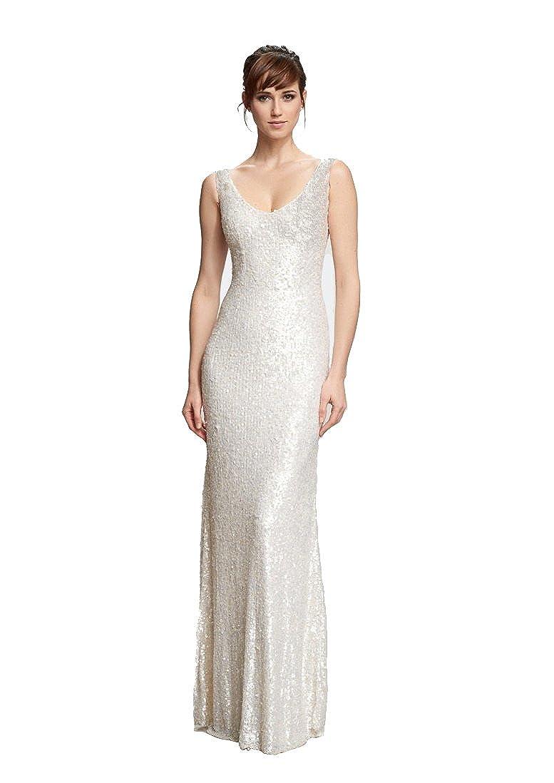 173b2ecd96 Top5: Theia Bridal White Collection Women\'s Sleeveless Harlow Wedding Dress