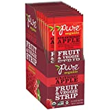 Pure Organic Strawberry Apple Fruit & Veg Strip, 24 ct Review