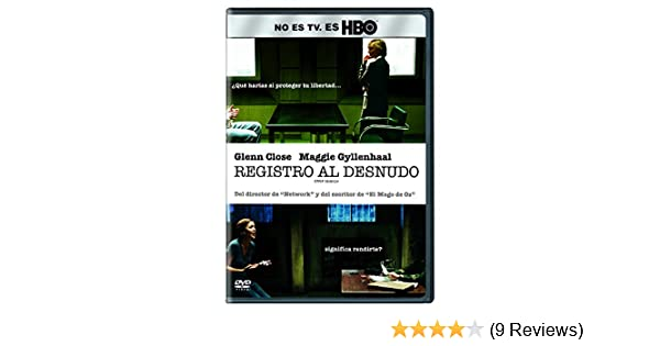 Amazon.com: Strip Search (Registro al desnudo) Audio English & Spanish Ntsc USA Compatible: Movies & TV