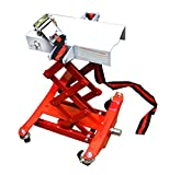 450 lb. Capacity Differential Transmission Jack Low Profile Lift Max 23-1/4''