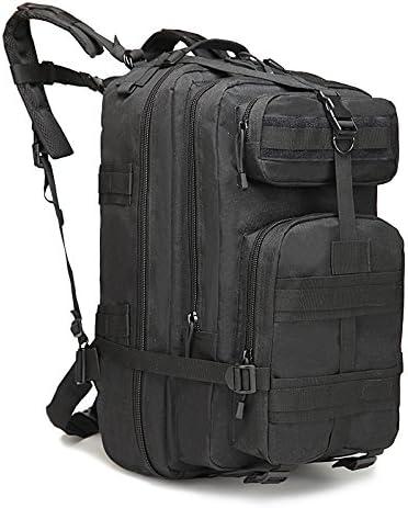 Eyourlife 25-30L Mochila Militar t/áctica Molle para Acampada Camping Senderismo Deporte Backpack de Asalto Patrulla para Hombre Mujer